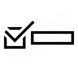 Checkbox Selected Icon 256x256