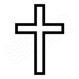 Christian Cross Icon 256x256