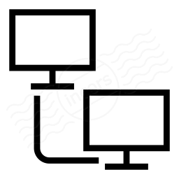 Client Network Icon 256x256