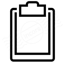 Clipboard Icon 256x256