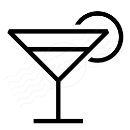 Iconexperience I Collection Cocktail Icon