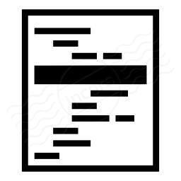 Code Line Icon 256x256