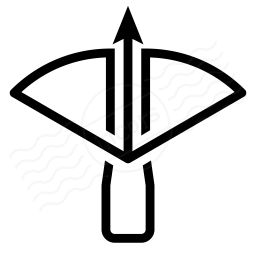 Crossbow Icon 256x256