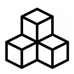 Cubes Icon 256x256