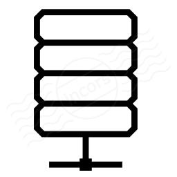 Data Network Icon 256x256