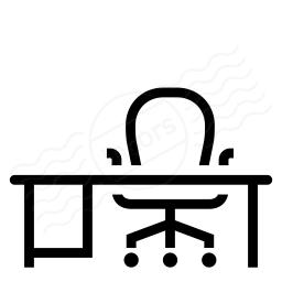 Desk Icon 256x256