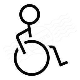 Disability Icon 256x256