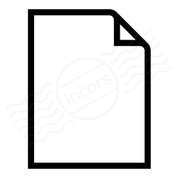 Document Empty Icon 256x256