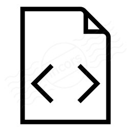Document Tag Icon 256x256