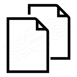 Documents Empty Icon 256x256