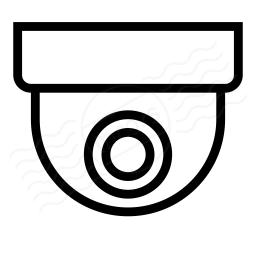 Dome Camera Icon 256x256