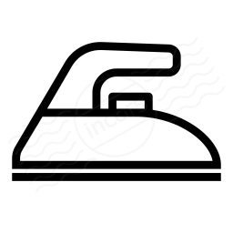 Electric Iron Icon 256x256