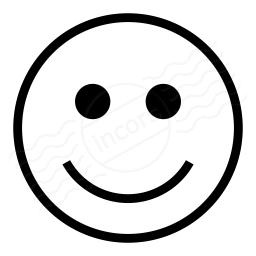 Emoticon Smile Icon 256x256