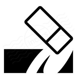 Erase Icon 256x256