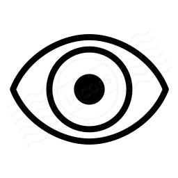 Eye Icon 256x256