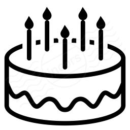 Iconexperience I Collection Fancy Cake Icon