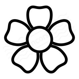 Flower Icon 256x256