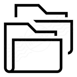 Folders Icon 256x256