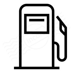 Fuel Dispenser Icon 256x256