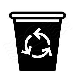 Garbage Full Icon 256x256
