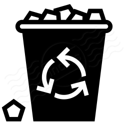 Garbage Overflow Icon 256x256