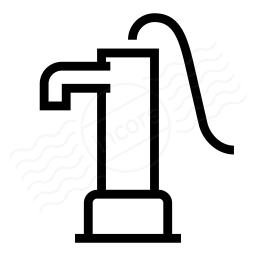 Hand Pump Icon 256x256