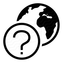 Iconexperience I Collection Help Earth Icon