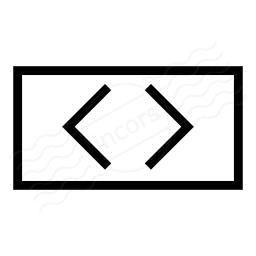Html Tag Icon 256x256
