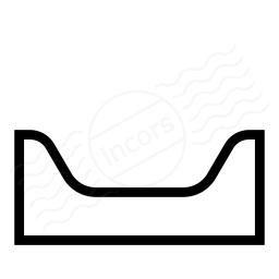Inbox Empty Icon 256x256