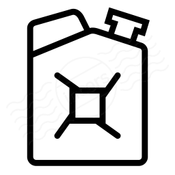 Jerrycan Icon 256x256