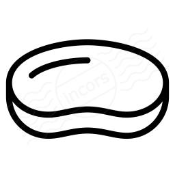 Kidney Dish Icon 256x256