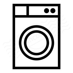 Laundry Machine Icon 256x256