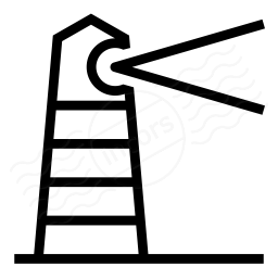 Lighthouse Icon 256x256