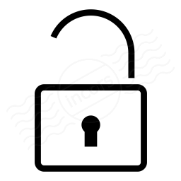 Lock Open Icon 256x256