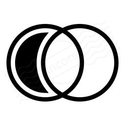 Logic Not Icon 256x256