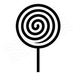 Lollipop Icon 256x256