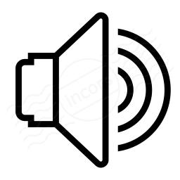 Loudspeaker 4 Icon 256x256