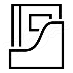 Magazine Folder Icon 256x256