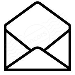 Mail Open Icon 256x256
