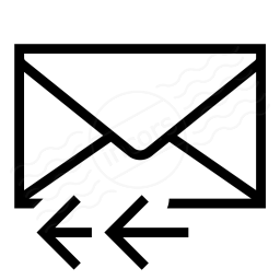 Mail Reply All Icon 256x256