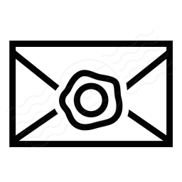 Mail Sealed Icon 256x256