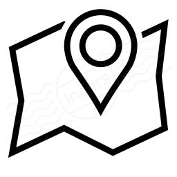 Map Location 2 Icon 256x256