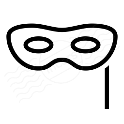 Iconexperience I Collection Mask Icon