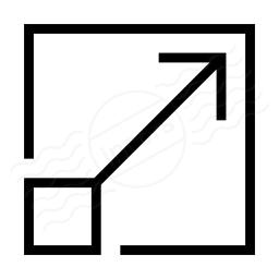 Maximize Icon 256x256