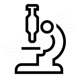 Microscope Icon 256x256