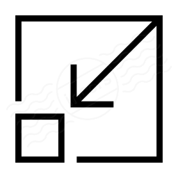 Minimize Icon 256x256