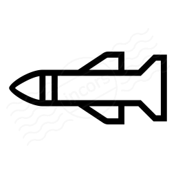 Missile Icon 256x256