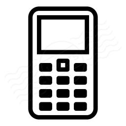 Mobile Phone Icon 256x256