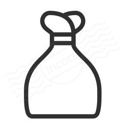 Moneybag Icon 256x256