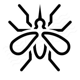 Mosquito Icon 256x256